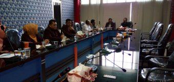 Pertemuan DPRK Banda Aceh
