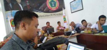 Pelatihan Pengelolaan Website PPNI Kota Banda Aceh